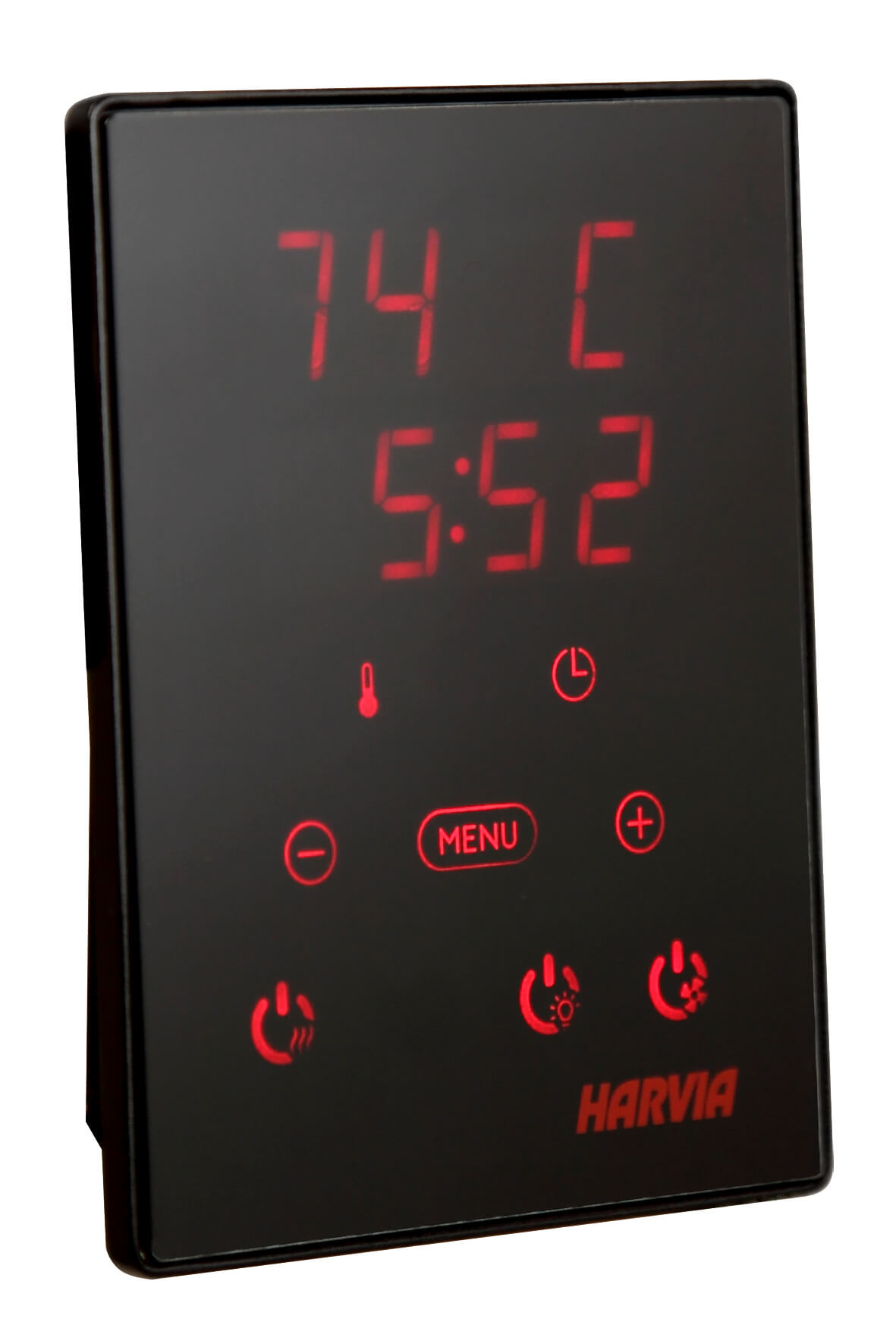 harvia xenio wifi cx170 control panel