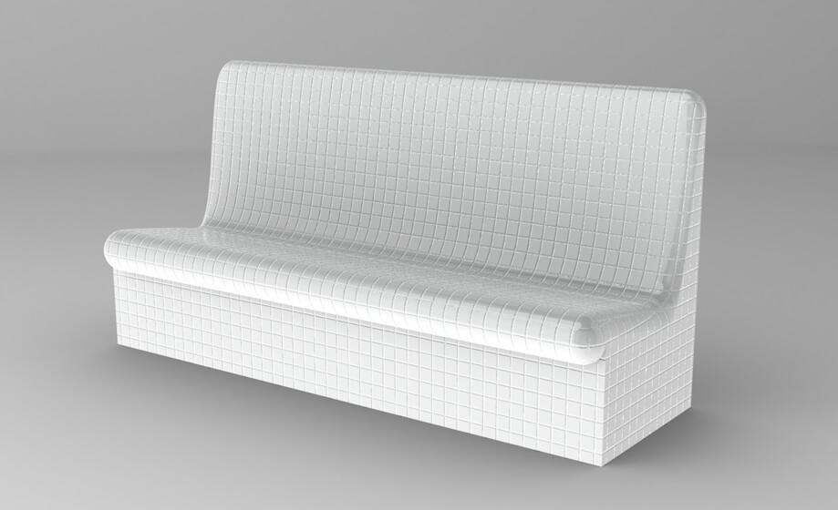 Basic Sitzbank