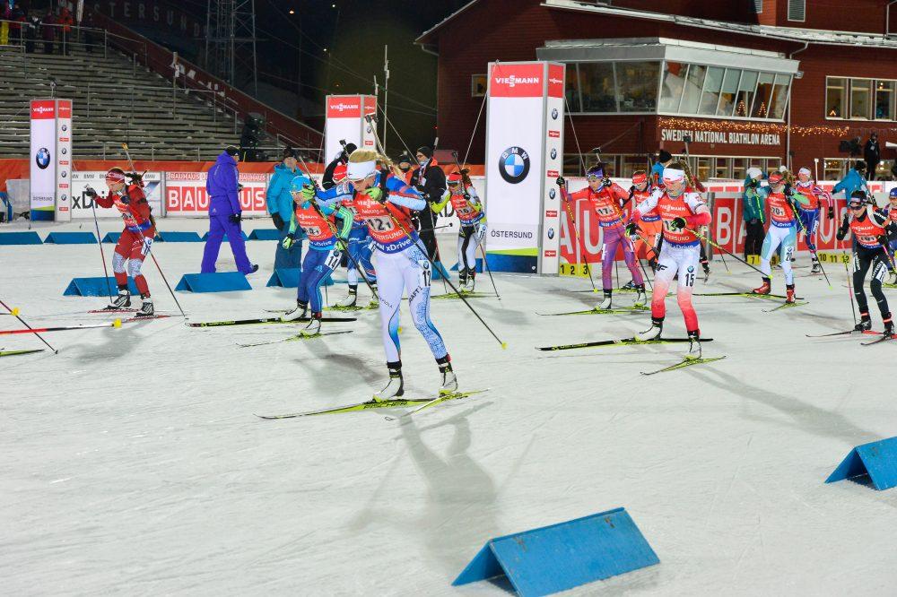 , IBU World Cup 1 ostersund single mix relay