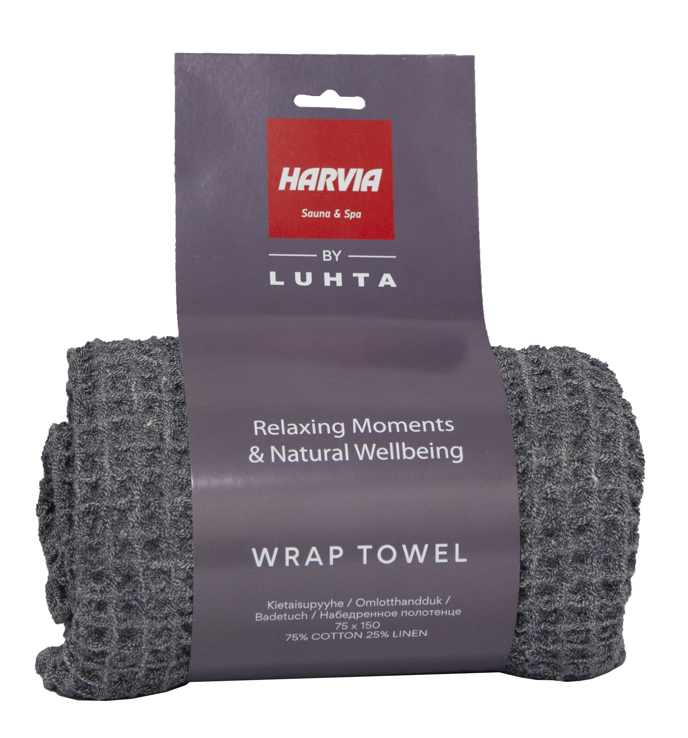 Harvia by Luhta wraptowel