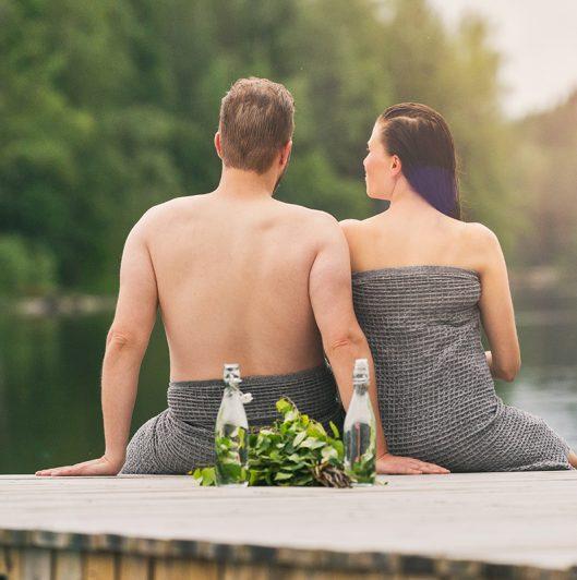Pyyd äilmainen saunasuunnitelma Harvialta