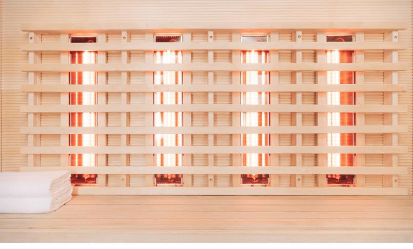 Harvia infrared panels