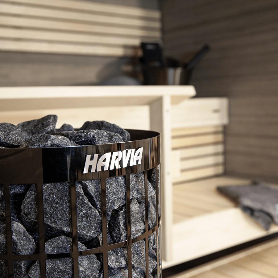 Cilindro Black Steel Harvia
