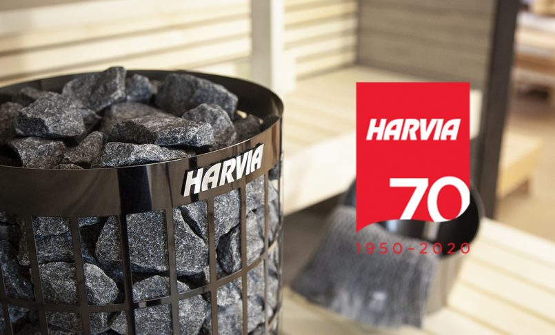 Cilindro black steel Harvia 70
