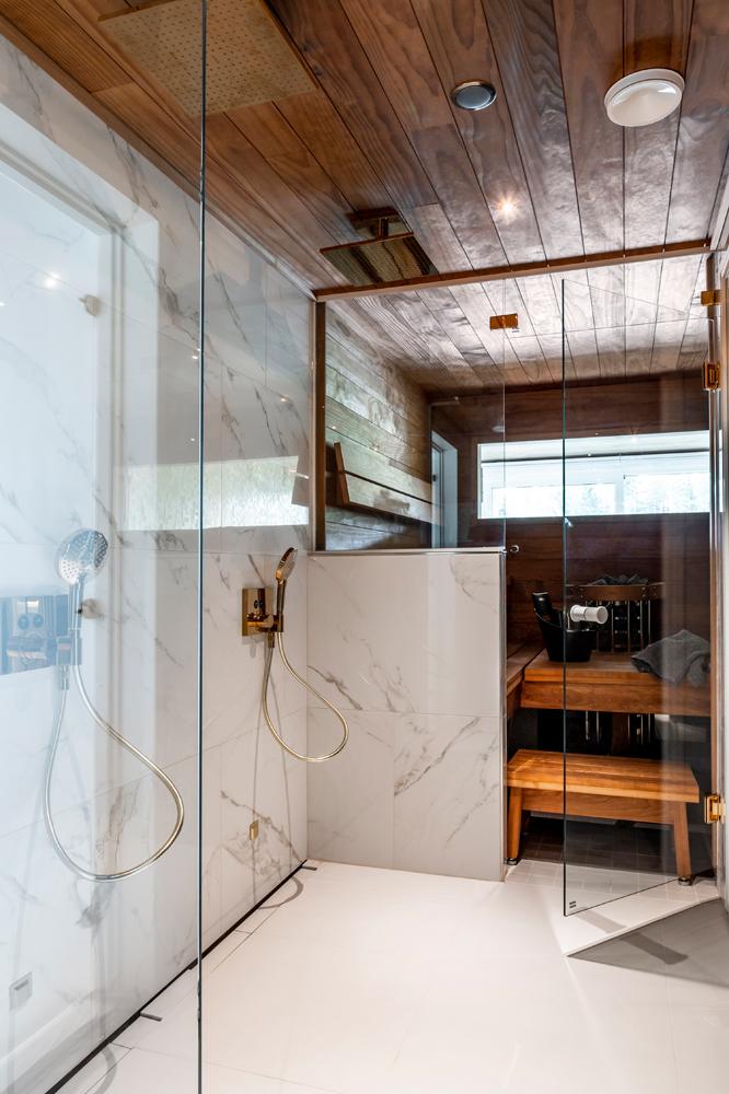 Harvia sauna Asuntomessut 2020