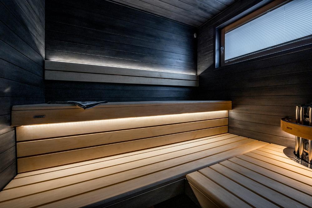 Harvia sauna Omatalo Kulma asuntomessut 2020