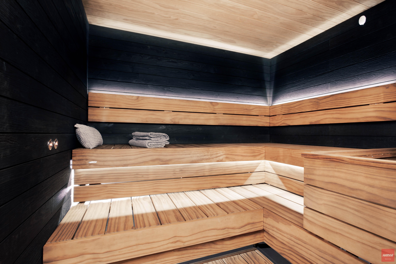 Harvia sauna Pickala golf